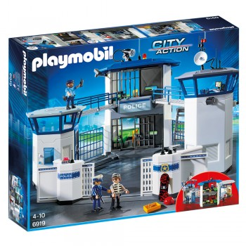 Playmobil City Action 6919...