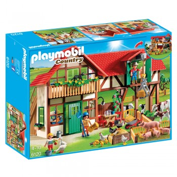 Playmobil Country 6120...