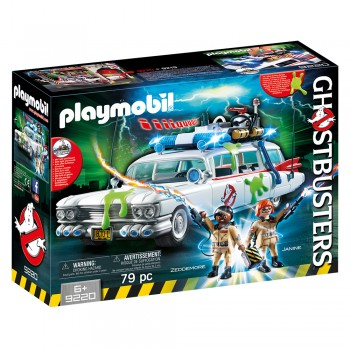 Playmobil Ghosbusters 9220...