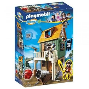 Playmobil Super4 4796 Fort...