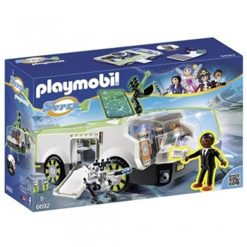 Playmobil Super4 6692...