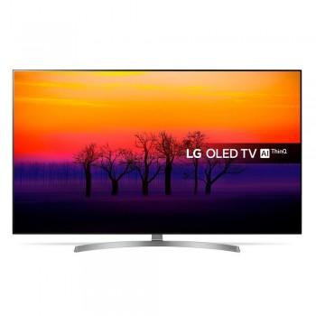 LG TV OLED 55B8 4K UHD 140CM