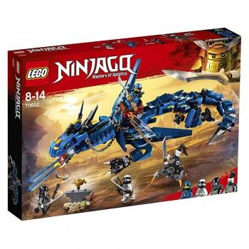 Lego Ninjago Le dragon...
