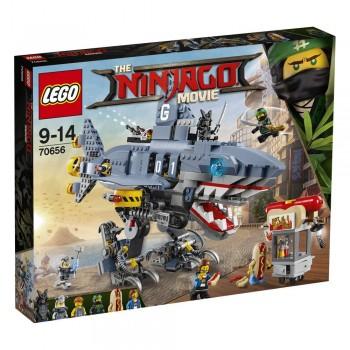 Lego Ninjago Le requin...