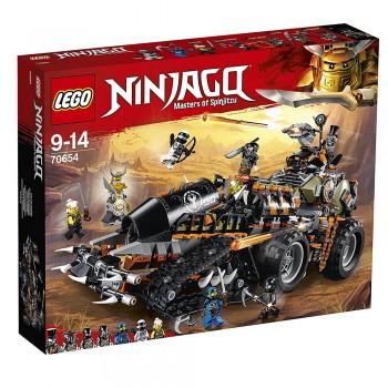 Lego Ninjago Le véhicule de...