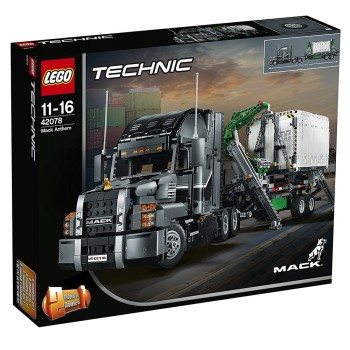 Lego Technics Mack Anthem...