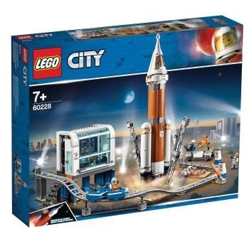 Lego City La fusée spatiale...
