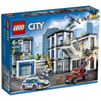 Lego City Le commissariat...