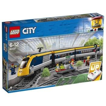 Lego City Le train de...