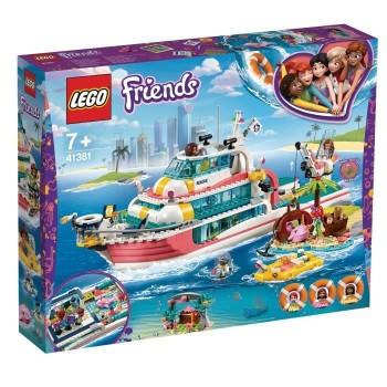 Lego Friend Le bateau de...