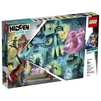 Lego Hidden side L'école...