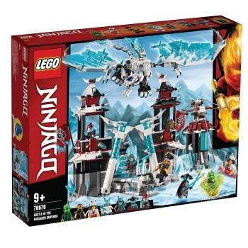 Lego Ninjago Le château de...