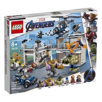 Lego Marvel L'attaque du QG...