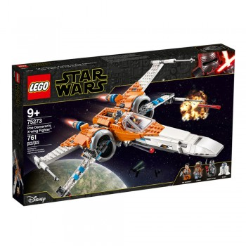 Lego Star Wars Le chasseur...