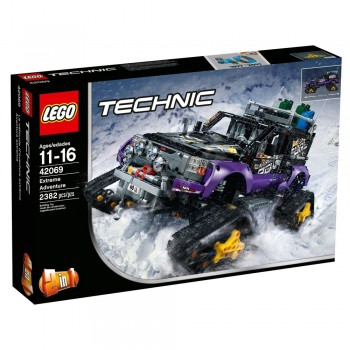 Lego Technics Le véhicule...