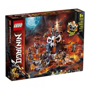 Lego Ninjago Le donjon du...