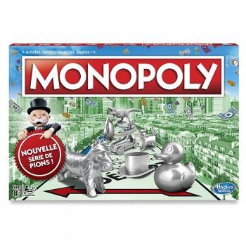 Hasbro Monopoly Classique -...