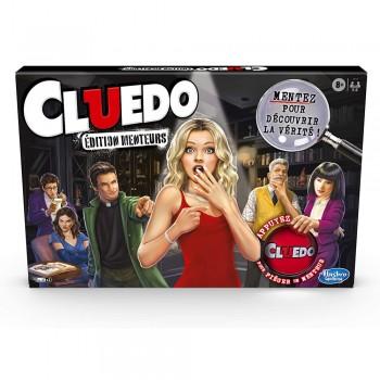 Hasbro Cluedo Menteurs -...