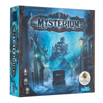Asmodee - Mysterium - Jeu...