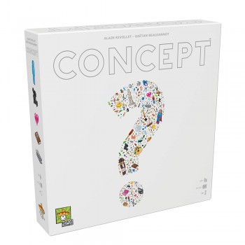 Asmodee - Concept - Jeu de...