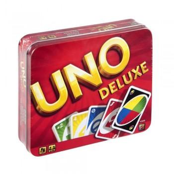 Mattel Uno Deluxe -  Jeu de...