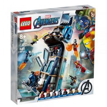 Lego Marvel La tour de...