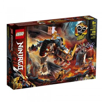 Lego L'animal de combat de...