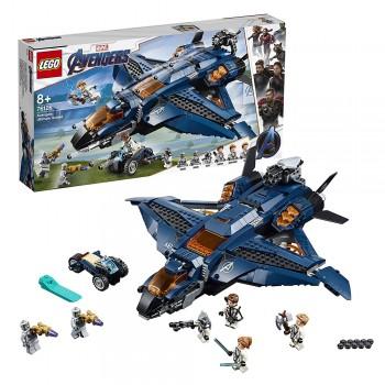 Lego Marvel Le Quinjet des...
