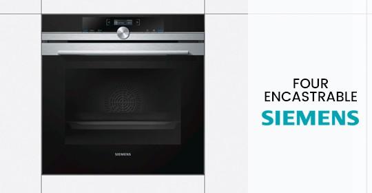 Siemens Four encastrable
