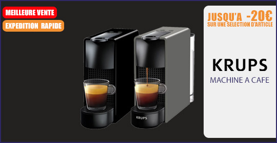 Krups Machine à café