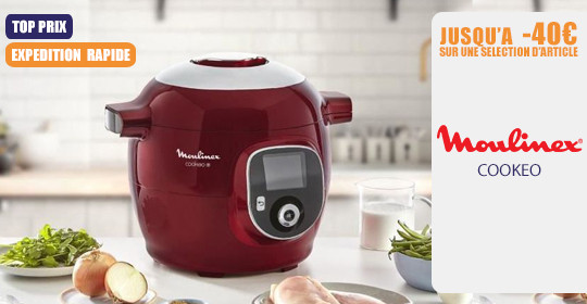 Moulinex Multicuiseur Cookeo