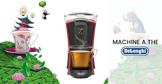 Delonghi Machine à thé